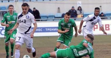 Карпаты - Черноморец 1:1 Видео голов и обзор матча