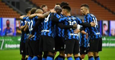 Интер - Торино 4:2 Видео голов и обзор матча чемпионата Италии