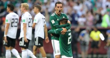 Германия - Мексика 0:1 видео гола и обзор матча ЧМ-2018