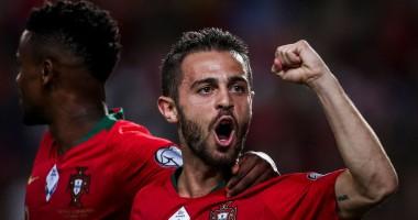 Португалия - Люксембург 3:0 видео голов и обзор матча