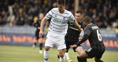Динамо — Заря 1:0 видео гола и обзор финала Кубка Украины