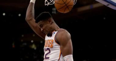 Великолепный аллейп-уп Эйтона - лучший момент дня в НБА