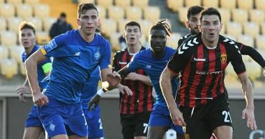 Динамо - Вардар 4:0 видео голов и обзор товарищеского матча