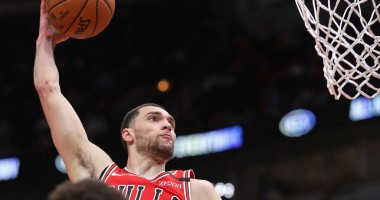 Мощный данк Лавина и невероятная игра Окоги - среди лучших моментов дня в НБА
