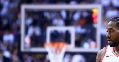 Сокрушительный данк Леонарда - среди лучших моментов дня НБА