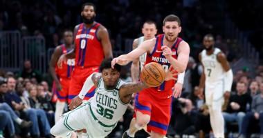 Бросок с сиреной Михайлюка - среди лучших моментов дня в НБА