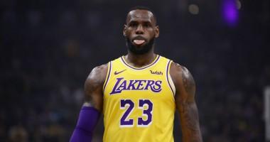 Потрясающие данки Хардена и ЛеБрона - среди лучших моментов дня в НБА