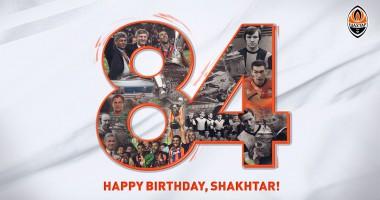 Шахтеру - 84 года: Бедняков, Гайтана и фанаты со всего мира поздравили клуб с праздником