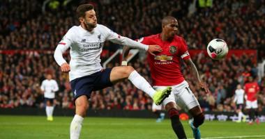 Манчестер Юнайтед - Ливерпуль 1:1 видео голов центрального матча девятого тура АПЛ