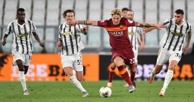 Ювентус - Рома 1:3 видео голов и обзор матча чемпионата Италии