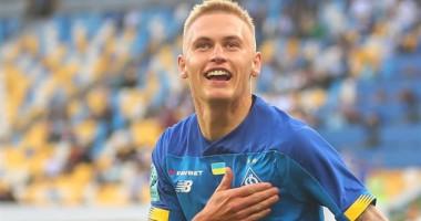 Шикарный гол Буяльского в ворота Ворсклы, который он забил с фланга