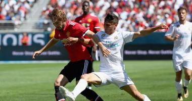 Манчестер Юнайтед - Реал 1:1 ( по пен 2:1) Видео голов и обзор матча