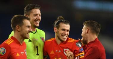 Уэльс - Венгрия 2:0 видео голов и обзор матча отбора на Евро-2020