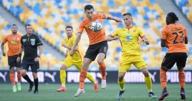 Шахтер — Ингулец 2:1 видео голов и обзор матча чемпионата Украины