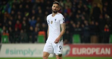 Исландия - Франция 0:1 видео гола и обзор матча отбора на Евро-2020