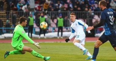 Десна – Динамо 0:1 Видео гола и обзор матча
