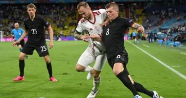 Германия — Венгрия 2:2 видео голов и обзор матча Евро-2020
