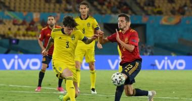Испания — Швеция 0:0 видеообзор матча Евро-2020