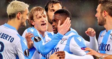 Лацио – Стяуа 5:1 видео голов и обзор матча Лиги Европы