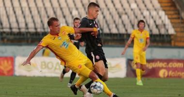 Ингулец — Заря 1:5 видео голов и обзор матче чемпионата Украины