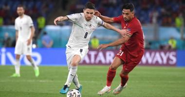 Турция — Италия 0:3 — видео голов и обзор матча Евро-2020