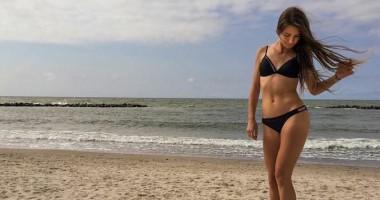 Сексуальная рефери из Польши, которая фанатеет от Барселоны