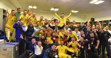Украина вышла на Евро - 2020 в невероятном матче: новый блог на канале Бей-Беги