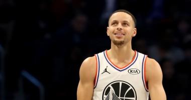 Бросок Карри - среди лучших моментов дня в НБА