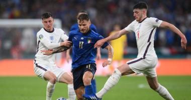 Италия - Англия 1:1(3:2) видео голов и обзор финала Евро-2020