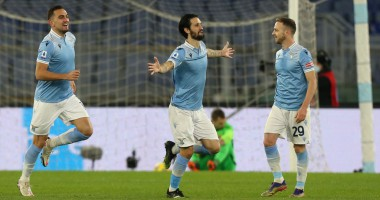 Лацио - Рома 3:0 видео голов и обзор матча чемпионата Италии
