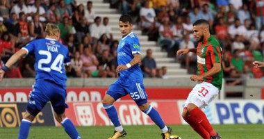 Маритиму - Динамо 0:0 Обзор матча Лиги Европы