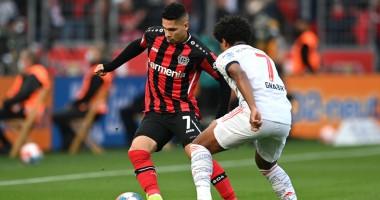 Байер — Бавария 1:5 видео голов и обзор матча чемпионата Германии