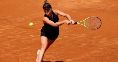 Элина Свитолина — Гарбинье Мугуруса: видеообзор матча турнира WTA в Риме