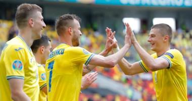 Украина - Северная Македония 2:1 видео голов и обзор матча