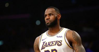 Шикарный проход ЛеБрона - среди лучших моментов дня в НБА