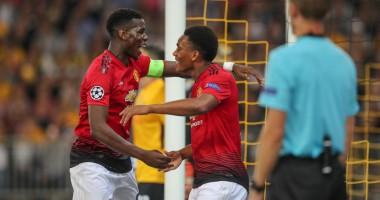 Янг Бойз – Манчестер Юнайтед 0:3 видео голов и обзор матча Лиги чемпионов