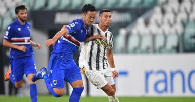 Ювентус - Сампдория 3:0 видео голов и обзор матча чемпионата Италии