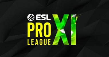 mousesports - NaVi: видео онлайн-трансляция матча на турнире ESL Pro League Season 11