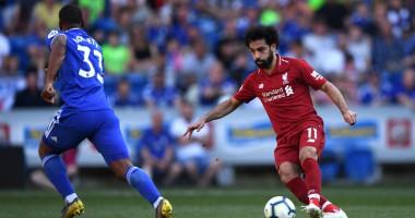 Кардифф - Ливерпуль 0:2 видео голов и обзор матча АПЛ