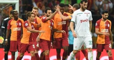 Галатасарай - Локомотив 3:0 видео голов и обзор матча Лиги чемпионов