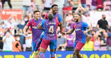 Барселона - Леванте 3:0 Видео голов и обзор матча чемпионата Испании