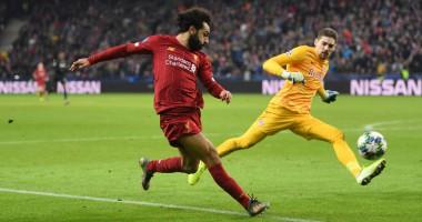 Зальцбург - Ливерпуль 0:2 видео голов и обзор матча Лиги чемпионов