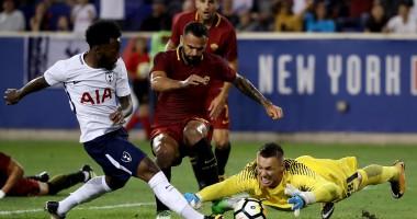 Рома - Тоттенхэм 3:2 Видео голов и обзор матча