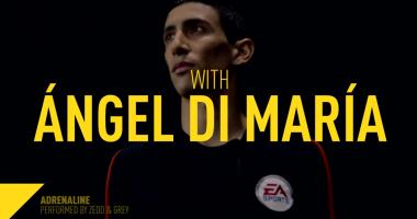 FIFA 17: Ди Мария продемонстрировал финты для футбольного симулятора