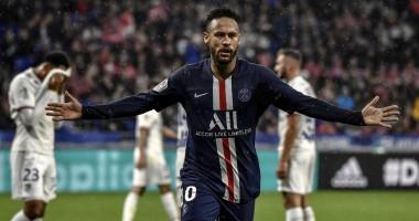 Лион - ПСЖ 0:1 видео гола и обзор матча Лиги 1