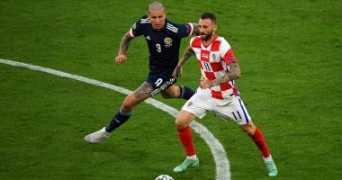 Хорватия — Шотландия 3:1 видео голов и обзор матча Евро-2020