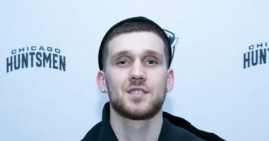 Детройт показал, как Михайлюк принял участие в звездном уик-энде НБА