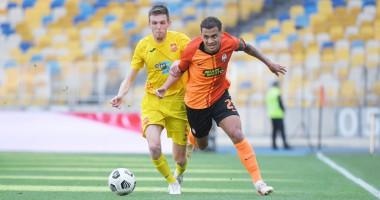 Шахтер — Ингулец 1:0 видео гола и обзор матча чемпионата Украины
