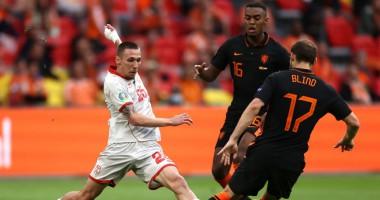 Северная Македония — Нидерланды 0:3 видео голов и обзор матча Евро-2020