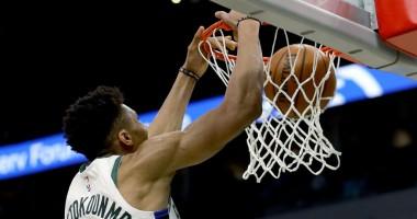 Роскошный трехочковый Микса и крутой данк Адетокунбо - среди лучших моментов дня НБА